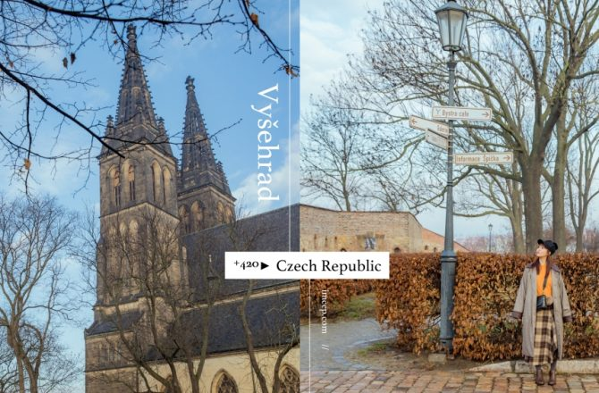捷克布拉格高堡區。人少好拍照的散步路線(布拉格觀景台、聖馬丁圓形教堂、聖彼得與保羅聖殿)