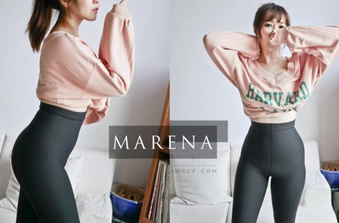 1/21-25限時團購》日常穿搭小幫手:Marena瑪芮娜機能塑身褲。運動居家穿都舒服!