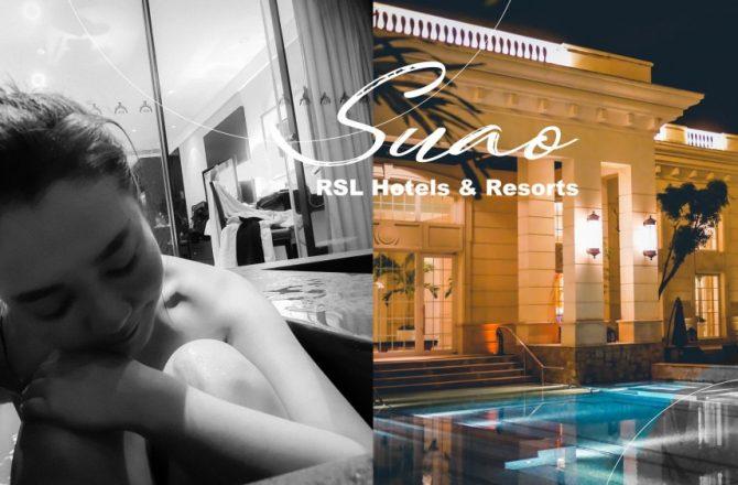 宜蘭泡湯》瓏山林蘇澳冷熱泉度假飯店。全台唯一冷熱泉度假村!情侶親子一日遊推薦