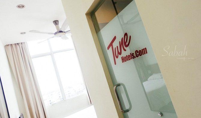 馬來西亞沙巴平價住宿推薦 Tune Hotel 一晚$574 乾淨舒適 有7-11購物中心