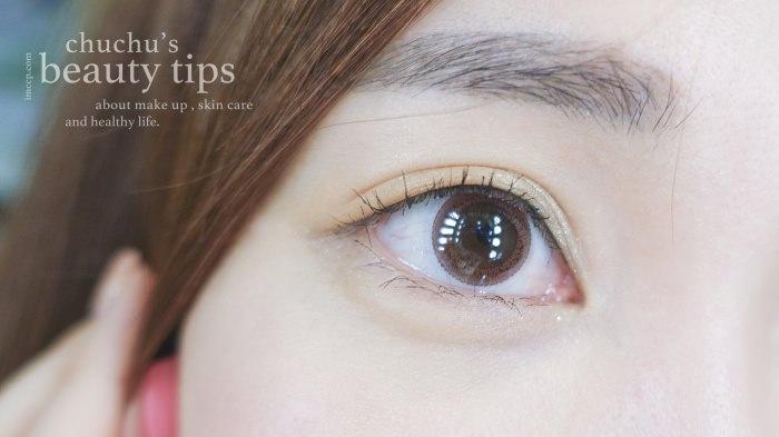 繡眼線初體驗全記錄。隱形眼線的偽素顏心機術