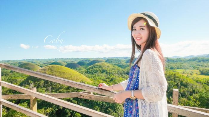 菲律賓薄荷島 史上最小迷你眼鏡猴/世界奇景巧克力山/在漂流竹筏上吃午餐
