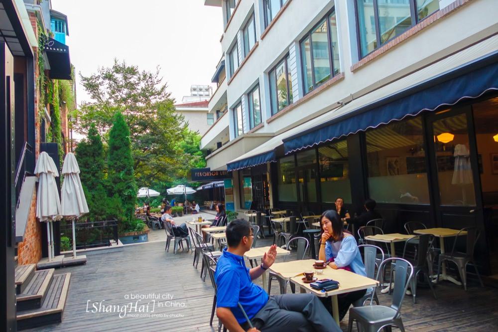 上海武康庭,上海景點