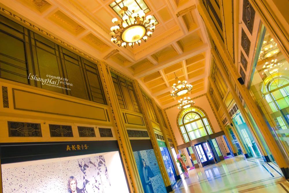 上海景點,和平飯店,小時代