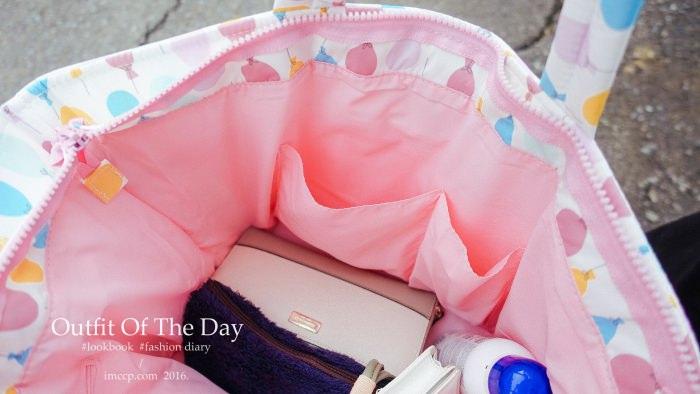 vovarova,空氣包,媽媽包,大包包推薦,收納實用