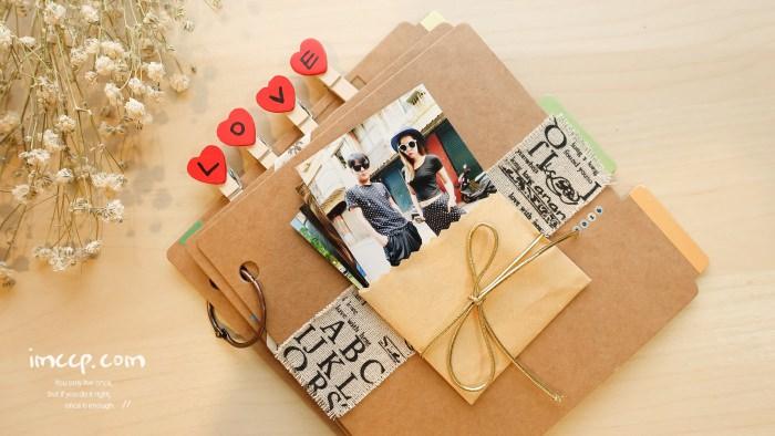 情人節生日手工卡片DIY。超簡單免技巧教學(初學者適用)