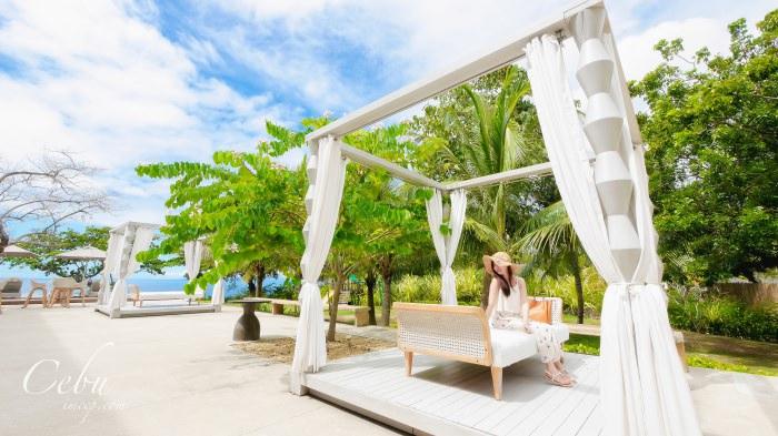 菲律賓薄荷島|Amorita Resort 私人別墅渡假村 意外喜歡的原始叢林風格