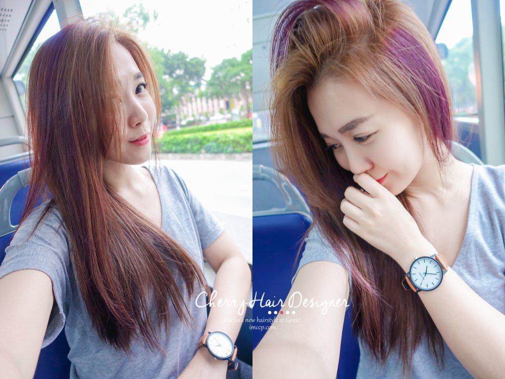 髮色推薦,挑染,2016髮色,2016髮型,Genic,台北頭髮推薦,冬天髮色